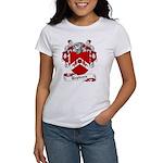 Hepburn Family Crest Women's T-Shirt
