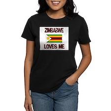 Zimbabwe Loves Me Tee