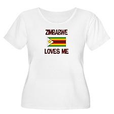 Zimbabwe Loves Me T-Shirt