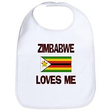 Zimbabwe Loves Me Bib
