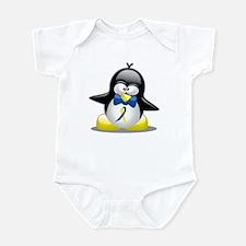 Down Syndrome Penguin Infant Bodysuit