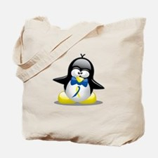 Down Syndrome Penguin Tote Bag