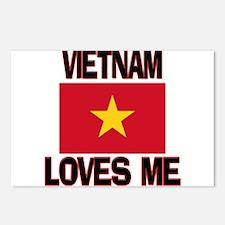 Vietnam Loves Me Postcards (Package of 8)