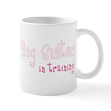 Big Sister in Training Small Mug