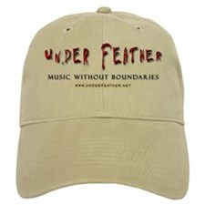 Under Feather Baseball Cap