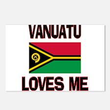 Vanuatu Loves Me Postcards (Package of 8)