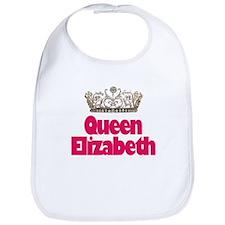 Queen Elizabeth Bib
