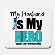 Thyroid Cancer Hero Mousepad