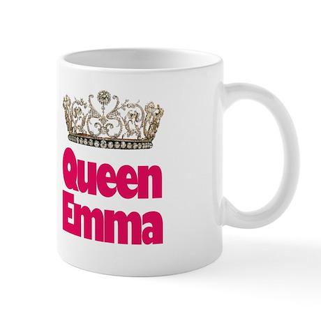 Queen Emma Mug