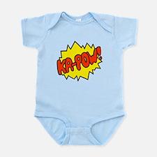 'Ka-Pow!' Infant Bodysuit