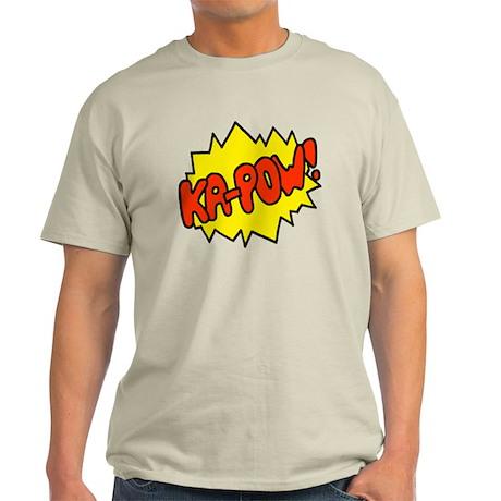 'Ka-Pow!' Light T-Shirt