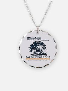 Cute Satellite beach Necklace