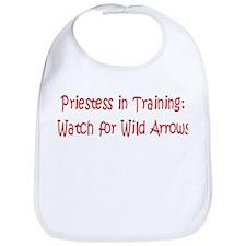 Priestess in Training Bib