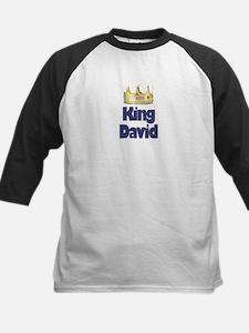 King David Kids Baseball Jersey