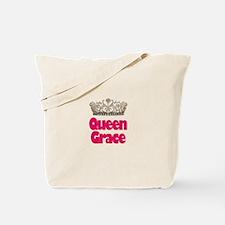 Queen Grace Tote Bag