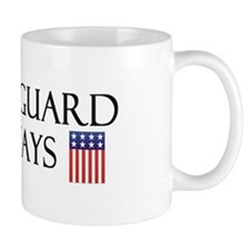 Coast Guard Always Mug