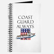 Coast Guard Always Journal