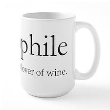 Oenophile Mug