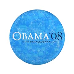 """Obama '08 3.5"""" Button (100 pack)"""