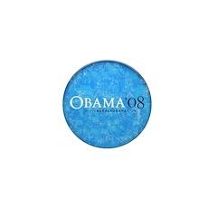 Obama '08 Mini Button (100 pack)