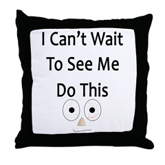 Handy man's Throw Pillow