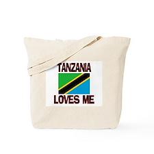 Tanzania Loves Me Tote Bag