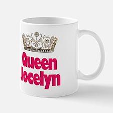Queen Jocelyn Mug