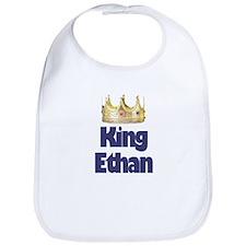 King Ethan Bib