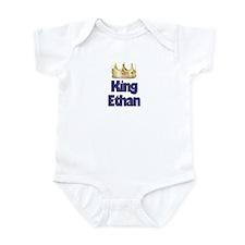 King Ethan Onesie