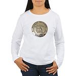 U.S. Forest Ranger Women's Long Sleeve T-Shirt