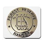 U.S. Forest Ranger Mousepad