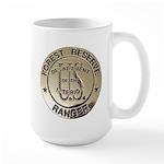 U.S. Forest Ranger Large Mug