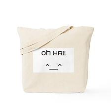 Oh Hai Lolcats Tote Bag