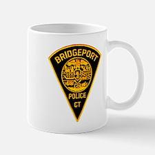 Bridgeport Police Mug
