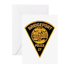 Bridgeport Police Greeting Cards (Pk of 10)