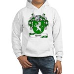 Home Family Crest Hooded Sweatshirt