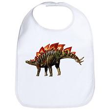 Stegosaurus Jurassic Dinosaur Bib