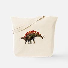Stegosaurus Jurassic Dinosaur Tote Bag