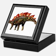 Stegosaurus Jurassic Dinosaur Keepsake Box
