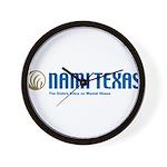 NAMI Texas Wall Clock