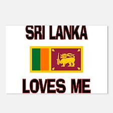 Sri Lanka Loves Me Postcards (Package of 8)