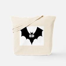 BLACK BAT ED Tote Bag