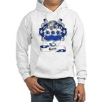 Horn Family Crest Hooded Sweatshirt