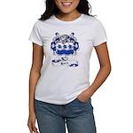 Horn Family Crest Women's T-Shirt