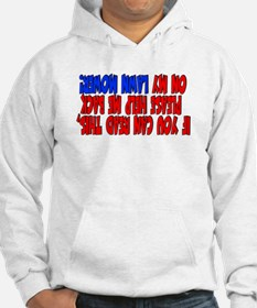 If you can read this Lawn Mower Hoodie