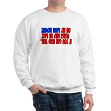 If you can read this Lawn Mower Sweatshirt