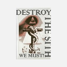 DESTROY THE SITH! Magnet