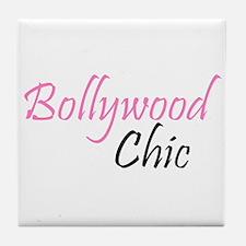 Bollywood Chic Tile Coaster