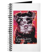Schnauzers are People Too! Journal