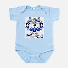 Hutchison Family Crest Infant Creeper